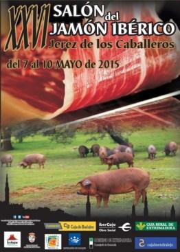 VIII Concurso cortadores de jamón Jerez de los Caballeros