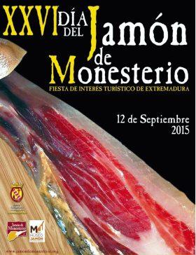 CartelDiaDelJamonMonesterio2015