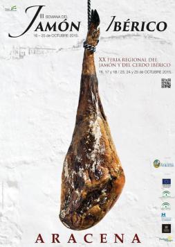 Feria Regional del Jamón y del Cerdo Ibérico 2015 aracena