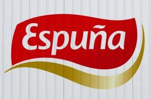 Nuevo centro productivo de Espuña en Teruel