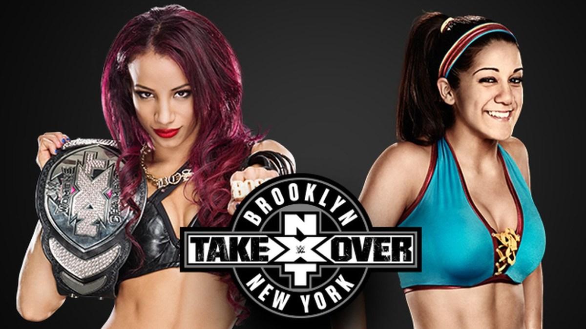 NXT Take-Over: Brooklyn- Women's Match