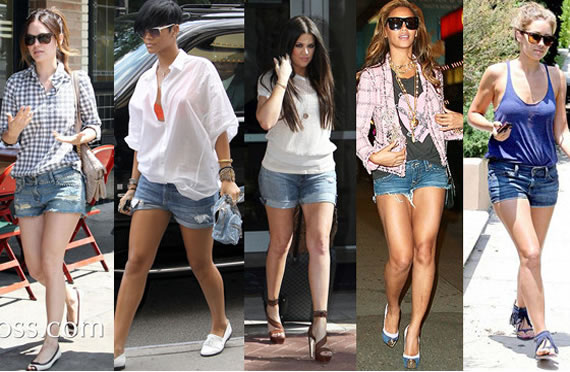 what-to-wear-with-denim-shorts