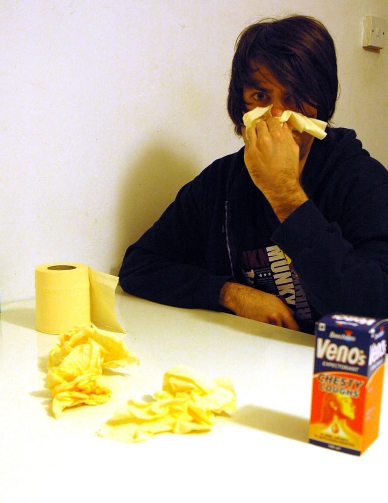 Alimentatia in caz de raceala si gripa