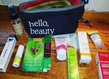 Whole Foods' Beauty Bag from April 2016
