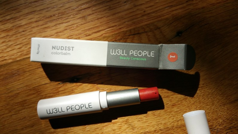 W3LL People Nudist ColorBalm No. 1 (Coral)