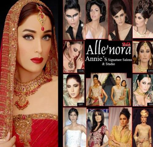Allenora Annie Signature Salon | Services And Charges Pictures