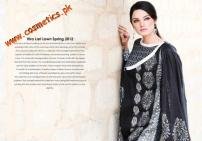 Hira Lari Summer Collection For Women 2012 By Afroz Textiles. (1)