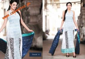 Hira Lari Summer Collection For Women 2012 By Afroz Textiles. (10)