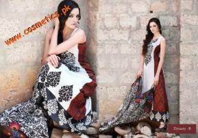 Hira Lari Summer Collection For Women 2012 By Afroz Textiles. (8)