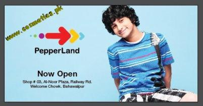 Latest Pepperland Casual Wear Collection For Summer 2012. (1)