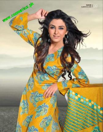 Rashid Textiles Classic Lawn For summer 2012. (5)