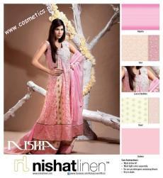 Nishat Linen Summer Collection For Women 2012. (6)
