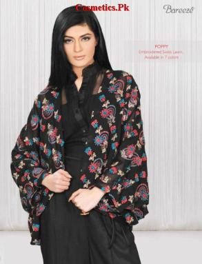 Bareeze Latest Lawn Prints For Women 2012-009
