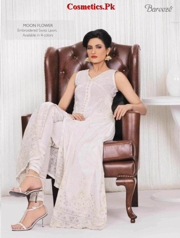Latest Bareeze Casual Wear Collection For Summer 2012-007