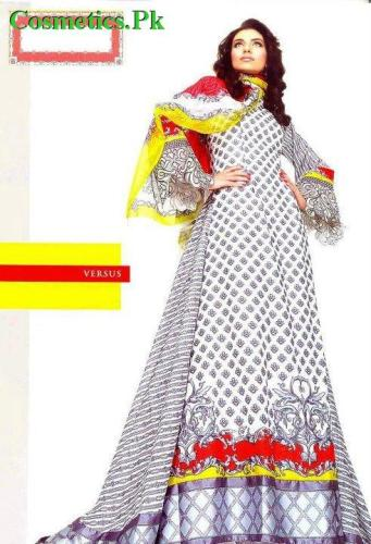 Vaneeza Ahmed Lawn Prints For Summer 2012: Complete Catalog Pictures