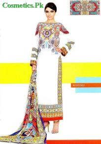 Vaneeza Ahmed Lawn Prints For Summer 2012 Complete Catalog-003