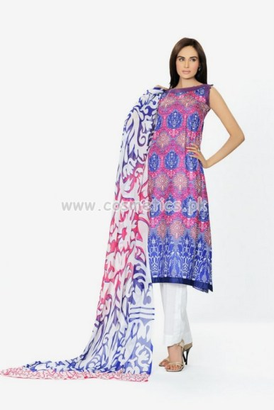 HSY Latest Nation Summer Lawn Collection 2012 011