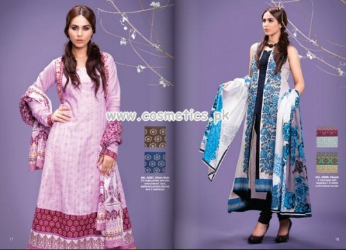 Al Karam Textiles Latest Mid Summer Collection For Girls 2012 13 009 Pictures
