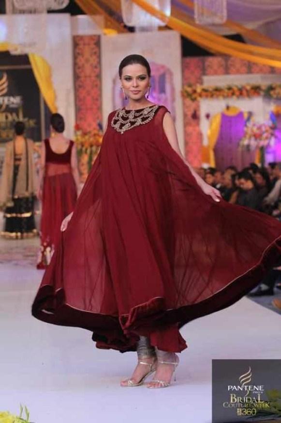 Maria B Latest Bridal Collection At Pantene Bridal Couture Week 2012 0014