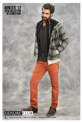 Leisure Club Casual Wear Collection 2013 For Men And Women 0010