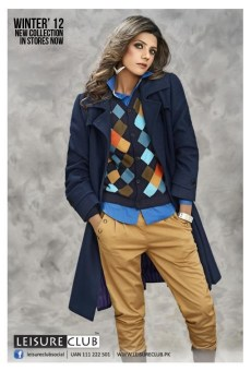 Leisure Club Casual Wear Collection 2013 For Men And Women 0013
