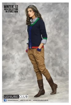 Leisure Club Casual Wear Collection 2013 For Men And Women 0023