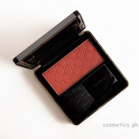 Gucci Cherry Nectar Sheer Blushing Powder Review and Swatches