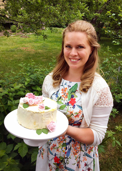 Camilla och tårta
