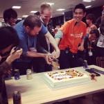 WordCamp Tokyuo 2011:ケーキカット
