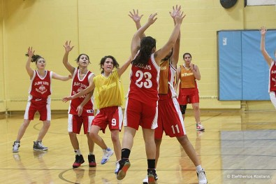 GOYA Basketball, Jan 15, 2012