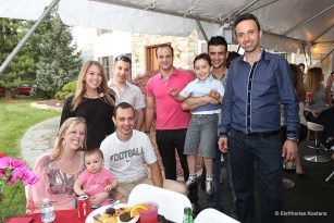 A Greek Easter with the Karolidis and Kalatzoglou Families