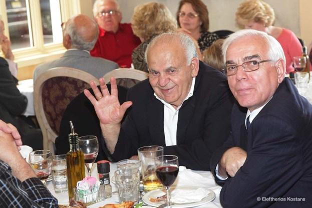 Greek American Doctor Honored by Epirotes of Philadelphia