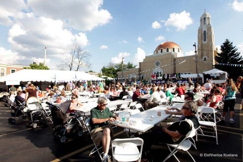 Holy Trinitys Big Fat Greek Festival