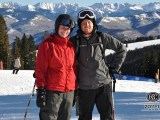 EpicMix photo at top of Centennail