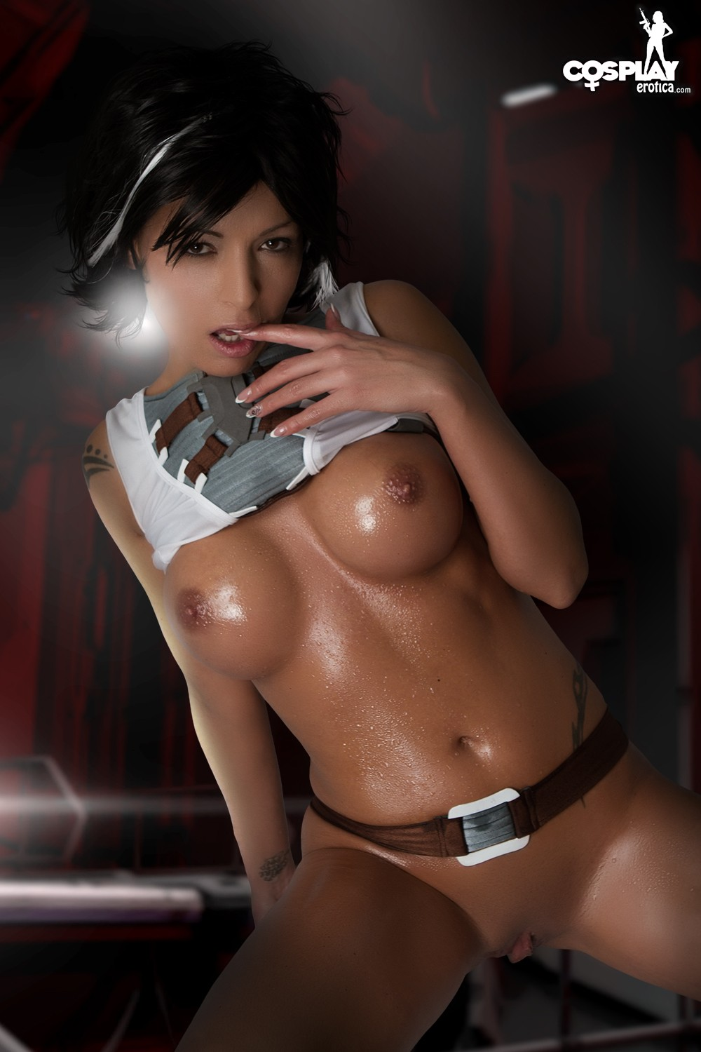 Nude female game characters high def photos exploited pic