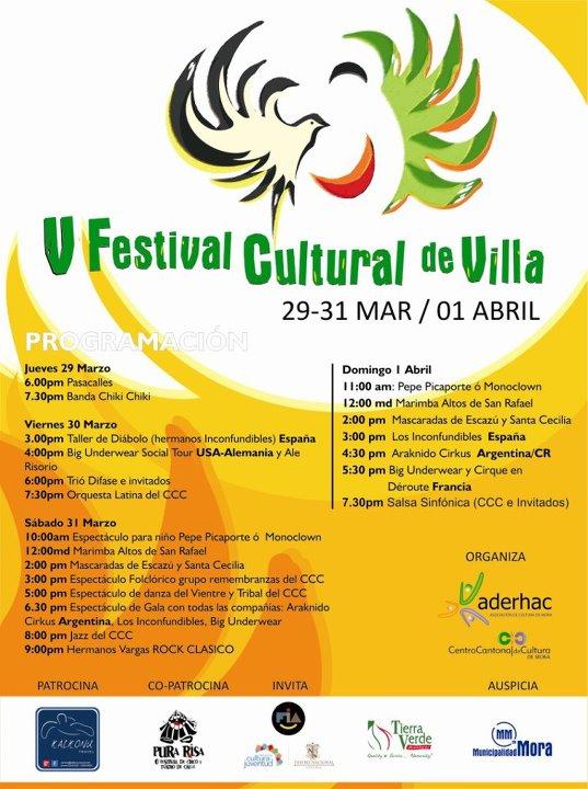Festival Cultural Villa Colon