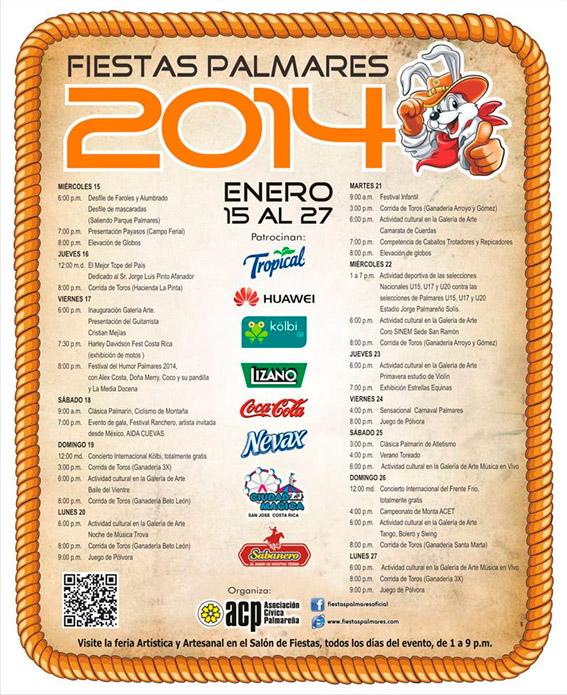 Palmares-2014