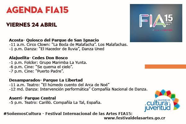 FIA 24 abril actual