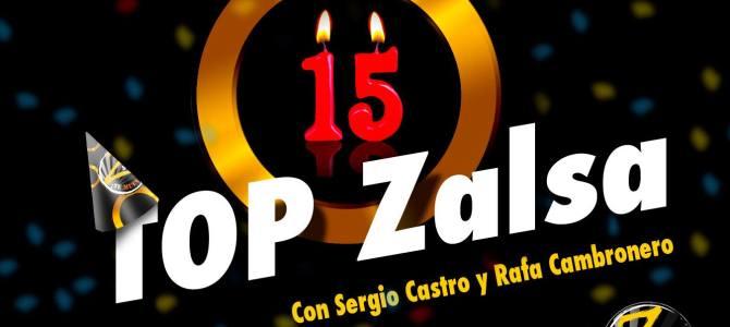 ZETA FM lanza Top Zalsa