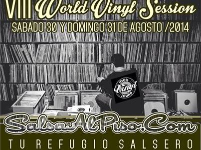 Costa Rica en el World Vinyl Session