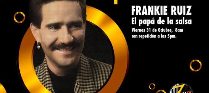Especial de Frankie Ruiz en Zeta FM