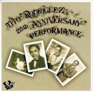 La última grabación de Tito Rodríguez