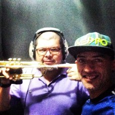 Erick Sánchez y Victor Varela