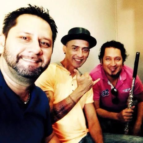 Gian Carlo, Victor y Tupac