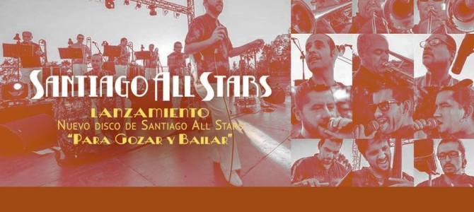 Santiago All Stars con nuevo CD