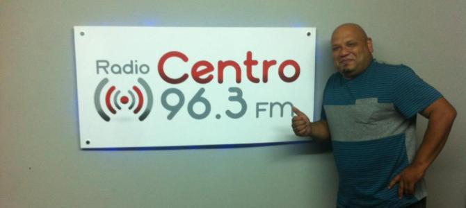 Carlos Cascante cerró gira de medios en Costa Rica