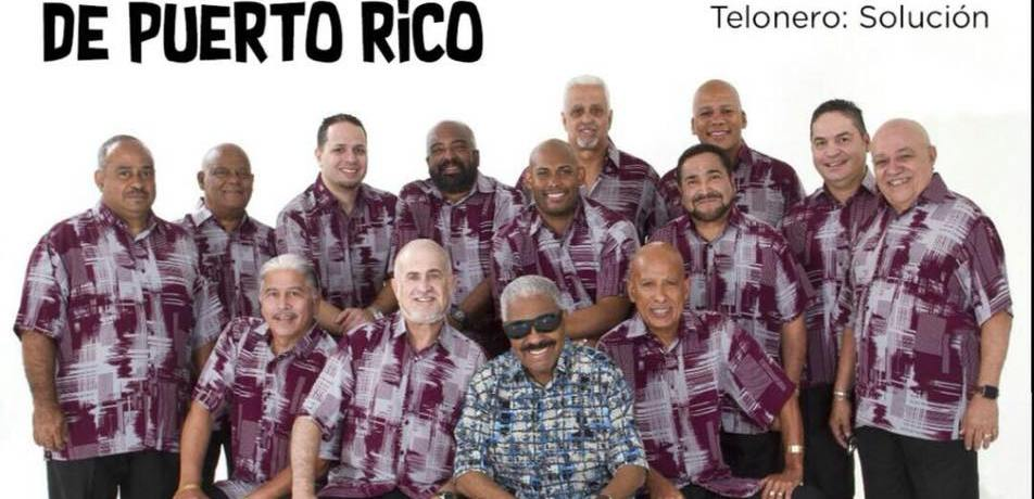 Gran Combo de Puerto Rico vendrá a Costa Rica