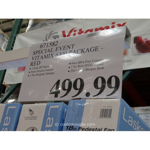 Medium Crop Of Vitamix 5200 Costco
