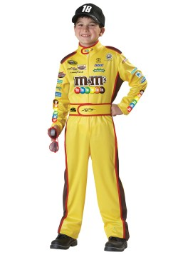 Small Of Race Car Driver Costume