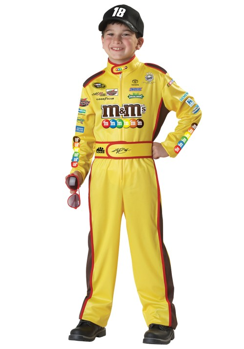 Medium Of Race Car Driver Costume